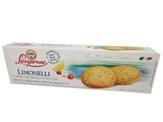 Печиво Lazzaroni 100г limonelli  лимон
