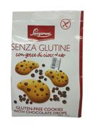 Печиво Lazzaroni 200г шоколадні кульки без глютену