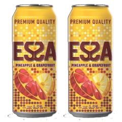Пиво Есса 0.5л ананас грейпфрут ж.б