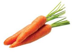 Морква мита вагова