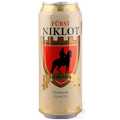 Пиво Furst Wheat Beer 0.5л світле нефiльтроване пастеризоване