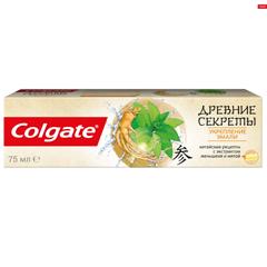 Зубна паста Колгейт 75мл стародавнi секрети змiцнення емалi