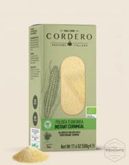 Борошно Cordero 250г д.поленти швидкого приг.органічного походж.