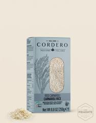 Рис італійський Cordero 250г карнаролі вак.картон