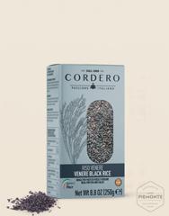 Рис чорний Cordero 250г венере вак.картон