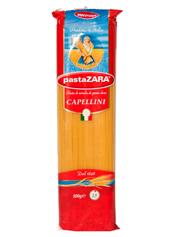 Спагетті Pasta Zara 500г №001 1.25мм capellini