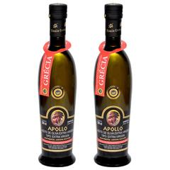 Оливкова олiя Apollo 0.5л екстра скло