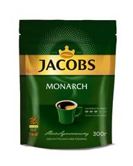 Кава Jacobs300г монарх розчинна е.п.