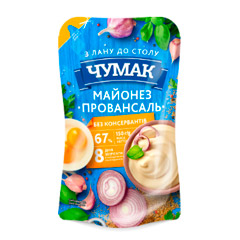 Майонез Чумак 150г провансаль 67% дп