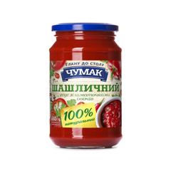 Соус Чумак 440г шашличний з овочами СБ