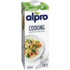 Продукт соєвий Алпро 20 для приготування страв 1 л замінник вершків