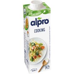 Продукт соєвий Алпро 20 для приготування страв 250 мл замінник вершків