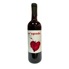 Вино M Agrada 0.75л червоне сухе