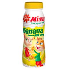 Напій молочний Сваля 250мл 2.3% с.ж. банановий мяу