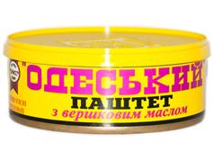 Паштет Онісс 240г печінка одеський вершкове масло