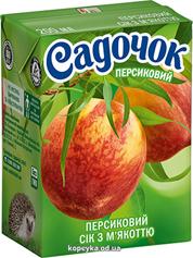 Сік Садочок 0.2л персик