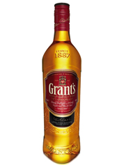 "Віскі Grant"" s 0.5л"