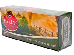 Чай Хейліс 25п зелений ган паудер