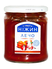 Лечо Ніжин 450мл
