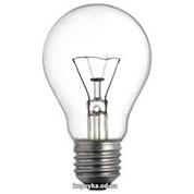 Лампочка Philips 75W звичайна прозора А60 Е27