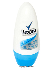 Дезодорант Рексона 50мл котон бікіні ролер
