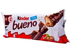 Шоколадний батон Кіндер 43г буено