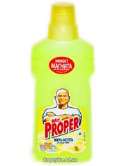 Миюча рідина Містер Пропер 500мл лимон