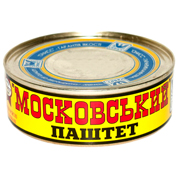 Паштет Онісс 240г московський