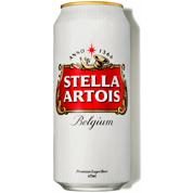 Пиво Стелла Артуа 0.5л з.б