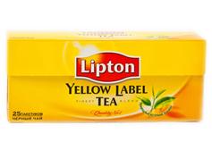 Чай Ліптон 25п ярлик