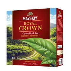 Чай Майський 100п царська корона