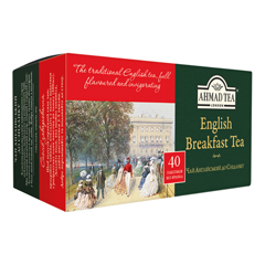 Чай Ахмад 40п англійський сніданок