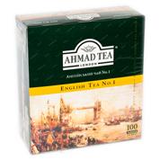 Чай Ахмад 100п англійський №1