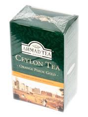 Чай Ахмад 100г цейлонській великий лист