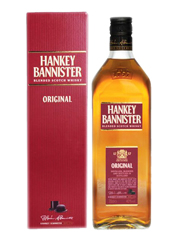 Віскі Hankey Bannister 0.7л бленд картон