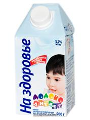 Молоко На здоров`я 500мл дитяче