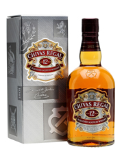 Виски Chivas Regal 0.5л 12 лет картон