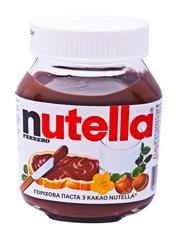 Паста шоколадна Nutella 180г