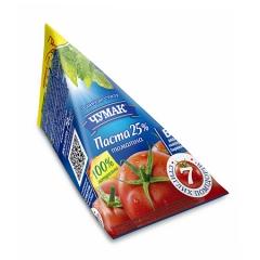 Томатная паста Чумак 70г пирамида