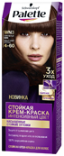 Фарба д.волосся Palette WN3 золотиста кава