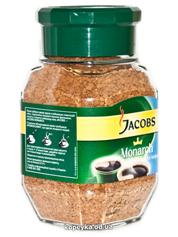 Кава Jacobs 100г монарх без кофеїну