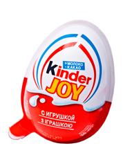 Шоколадне яйце Кіндер joy Т24