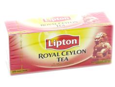 Чай Ліптон JP 25п королівський цейлон ярлик