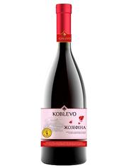 Вино Коблево 0.7л жозефіна н.солодке червоне