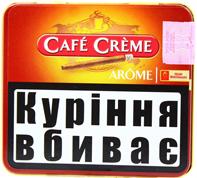 Сигари Cafe Creme oriental aroma