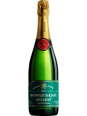 Шампанське Французький бульвар 0.75л н.солодке біле