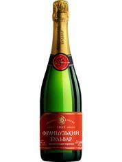 Шампанське Французький бульвар 0.75л н.солодке червоне