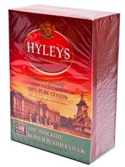 Чай Хейліс 100г англiйська королiвській купаж