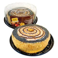 Торт 0.01 дамській каприз     24