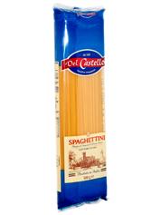 Макарони Del Castello 500г №002 спагеттiнi